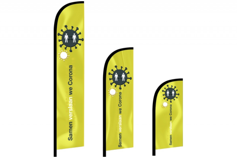 Preventie Beachflags