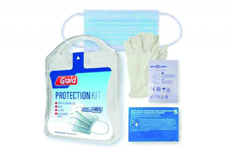 Protection Kit with Gel